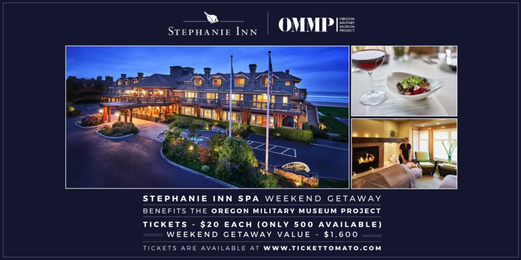 Stephanie Inn Spa Weekend